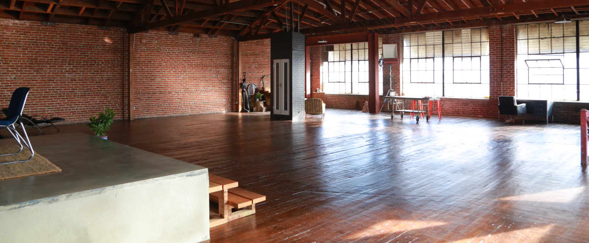 Stylish DTLA Industrial Loft & Production Studio: for photo & film shoots, music videos, interviews & more in Los Angeles Hero Image in Downtown, Los Angeles, CA