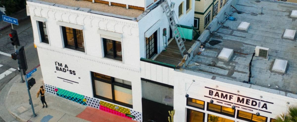 Rooftop views, block from the beach, great area! in Venice Hero Image in Venice, Venice, CA