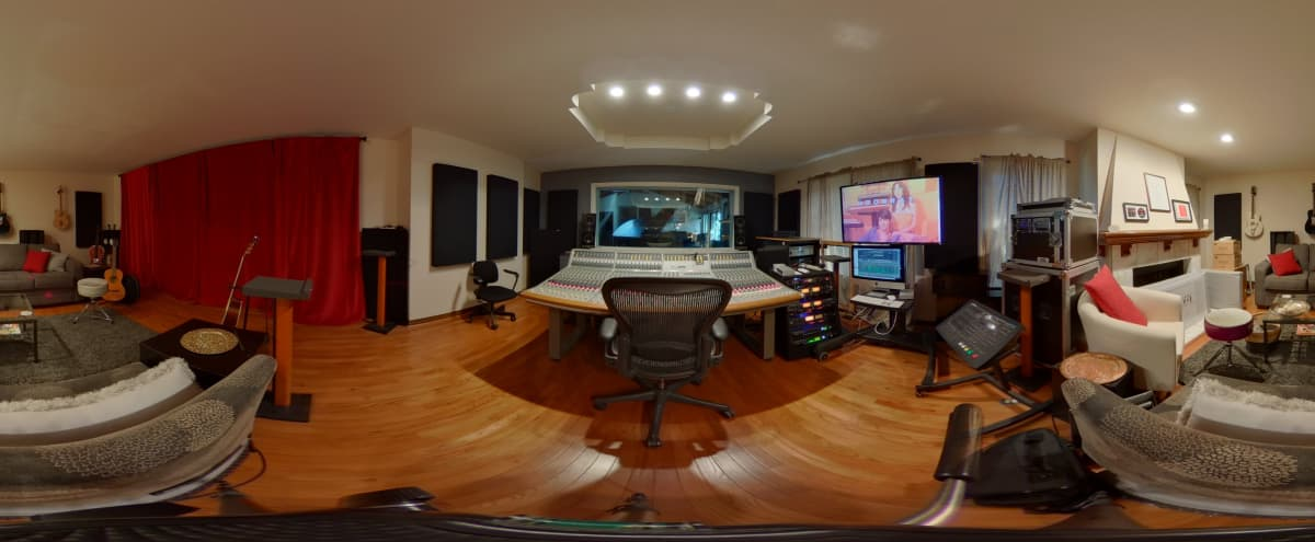 Secluded Silicon Valley 3,000 sq ft of commercial grade recording studio in a 4,000 sq ft ranch style home. in Morgan Hill Hero Image in undefined, Morgan Hill, CA