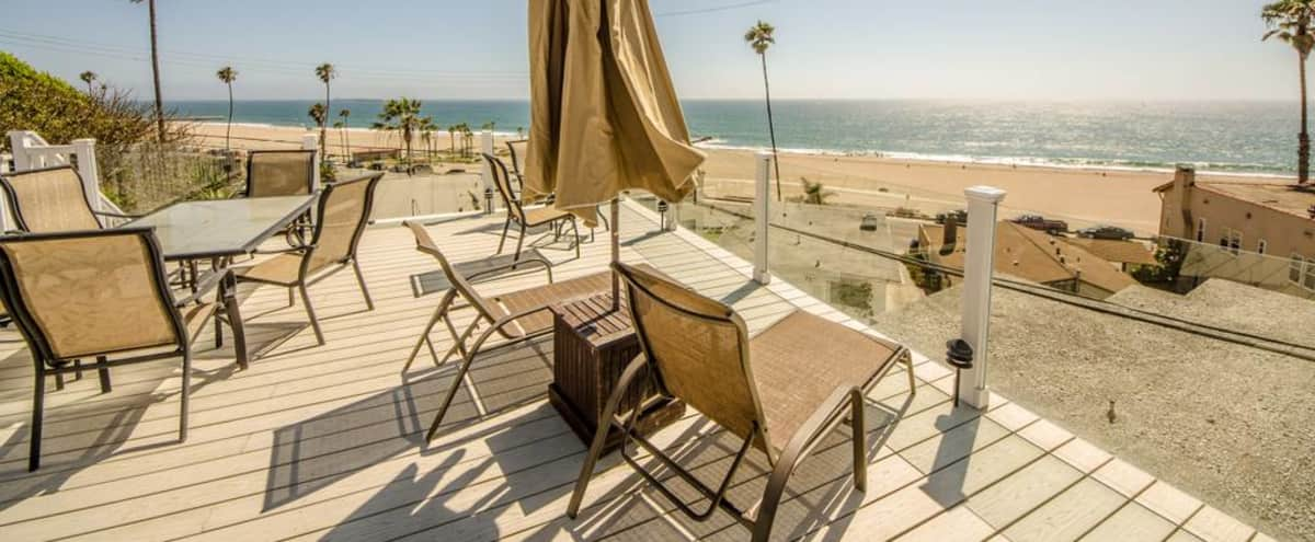 Beach House with Great Views of the Entire Santa Monica Bay in Playa del Rey Hero Image in Playa Del Rey, Playa del Rey, CA