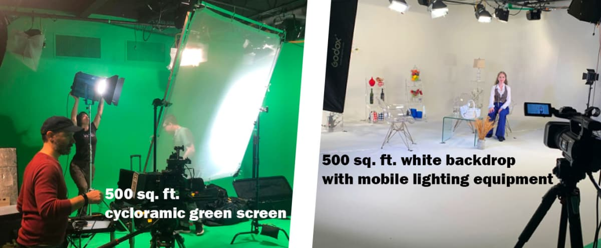 Professional Green Screen Film Studio in North Bergen Hero Image in undefined, North Bergen, NJ
