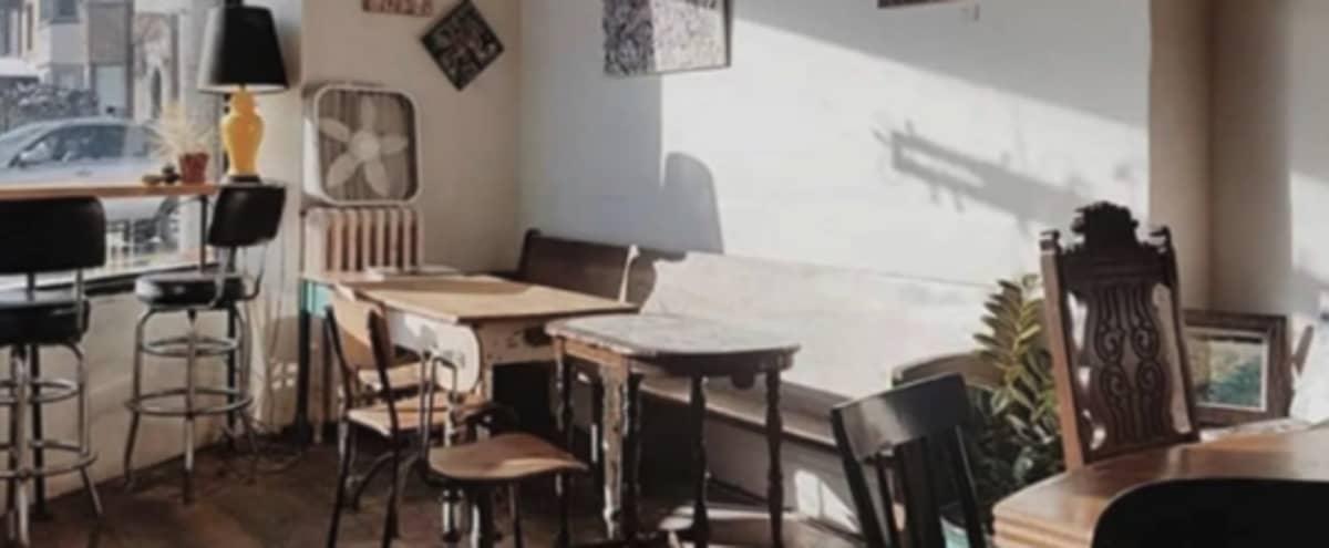Bright Coffee Shop with Patio near Downtown Toronto in TORONTO Hero Image in Midtown Toronto, TORONTO, ON