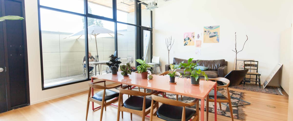 Sparkling New Meeting & Workshop Space in Oakland Hero Image in Northgate - Waverly, Oakland, CA