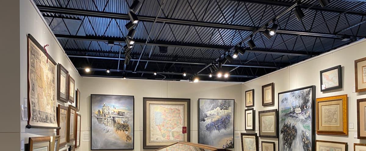 Memorial Drive Modern Gallery Space in Houston Hero Image in Memorial, Houston, TX