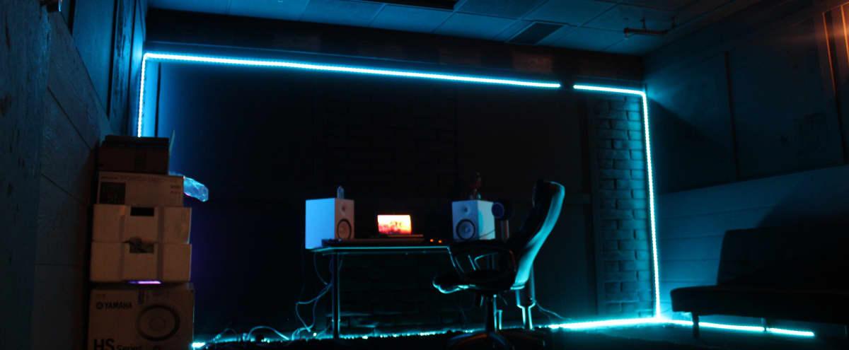Audio Production Space in Burbank in burbank Hero Image in North Hollywood, burbank, CA