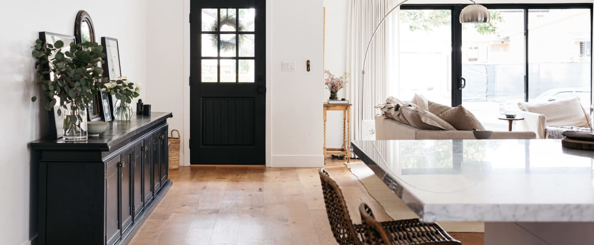Modern Farmhouse Ranch in Los Angeles Hero Image in Westchester, Los Angeles, CA