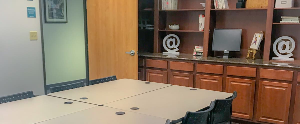 Frappe Office - Perfect offsite room in Austin Hero Image in North Crossing, Austin, TX