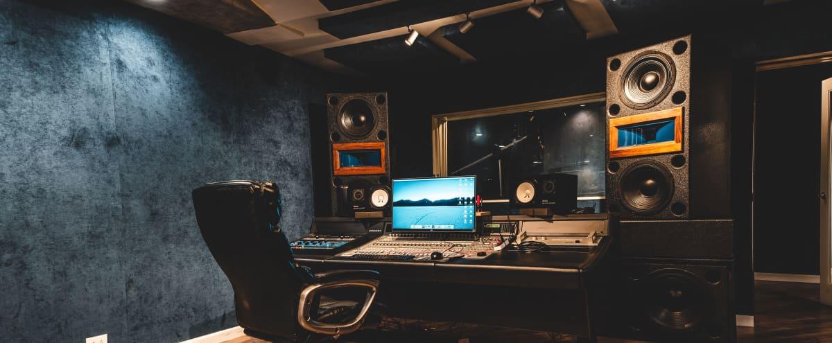 Top Tier Recording Studio in north hollywood Hero Image in North Hollywood, north hollywood, CA