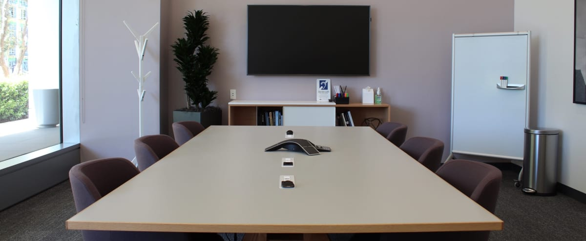 Worry-Free Meeting Room,  No Setup Required (Mtg. Rm. 4) - Augustine in Santa Clara Hero Image in undefined, Santa Clara, CA