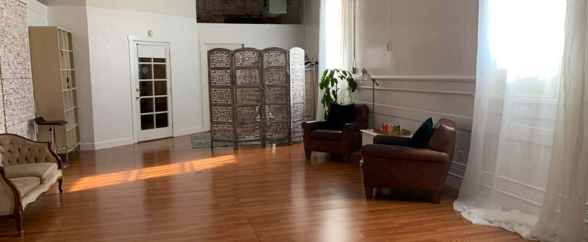 Spacious Historic Studio with Natural Light in Folsom Hero Image in undefined, Folsom, CA