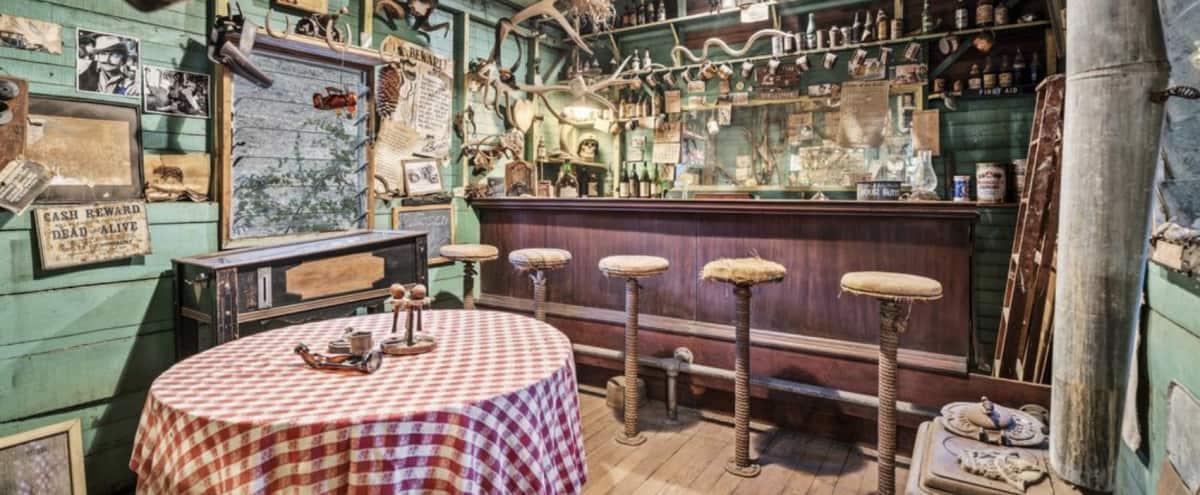 Rustic Country Ballroom and Saloon in Topanga Hero Image in Old Topanga, Topanga, CA