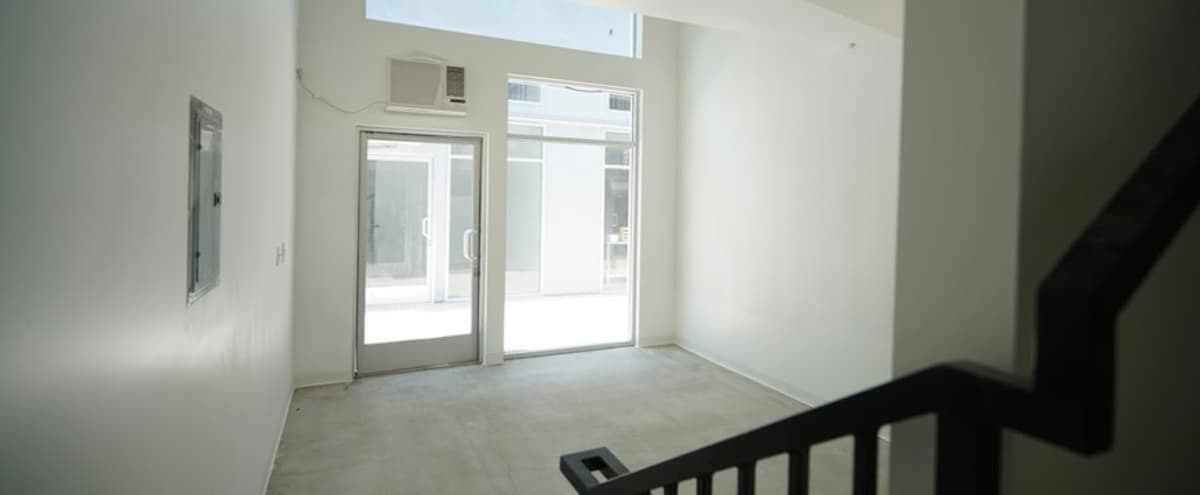 Bright Downtown LA 2 Story Space with High Ceilings in Los Angeles Hero Image in Central LA, Los Angeles, CA