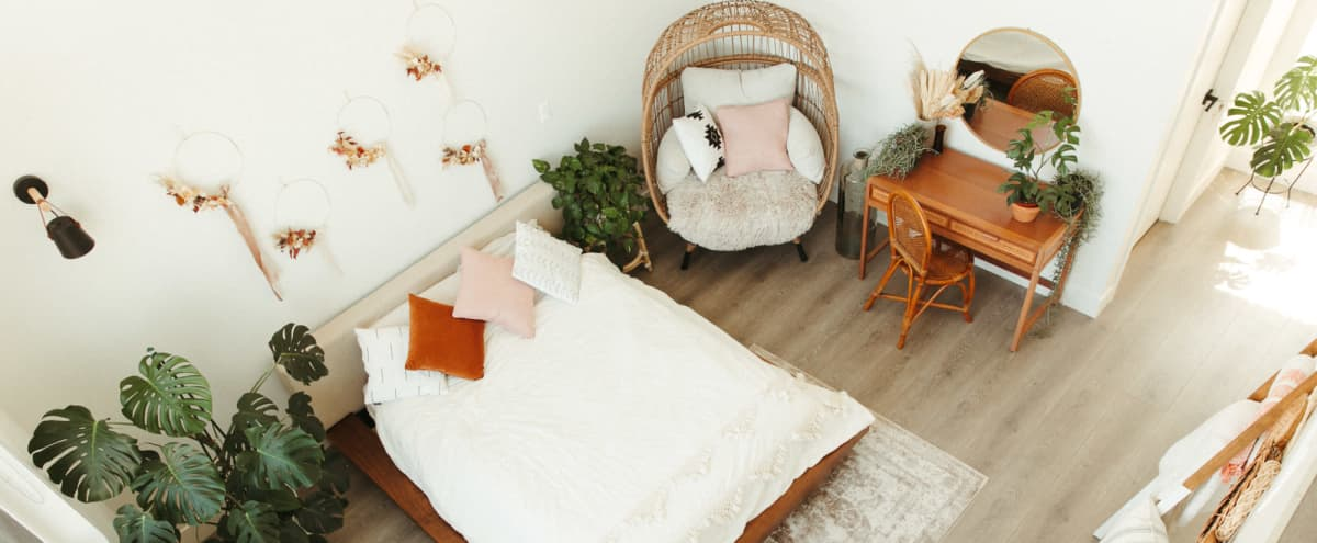 All-New Two Story Natural Light Boho Photo Studio in Monterey Park Hero Image in undefined, Monterey Park, CA