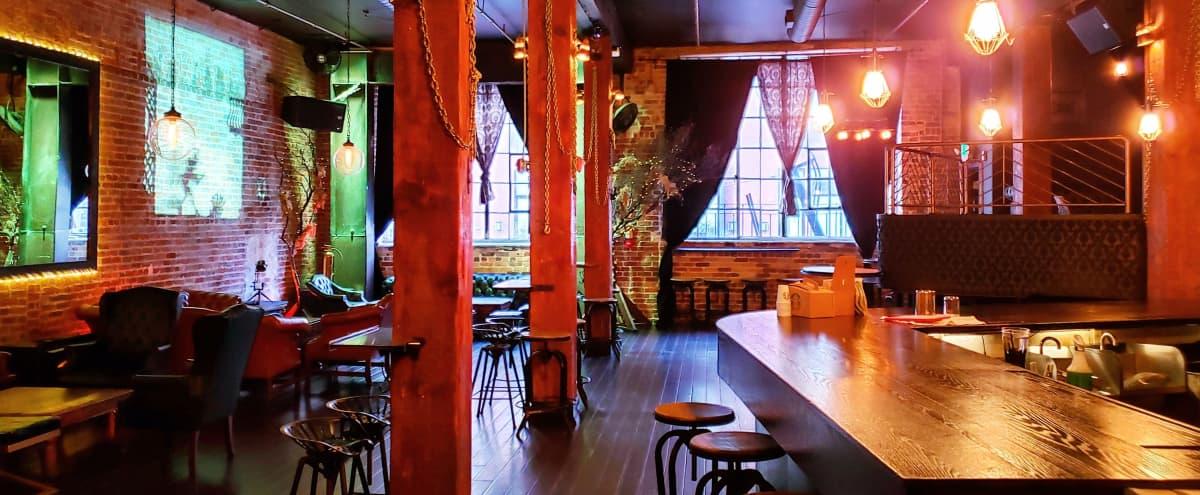 Expansive Steampunk Inspired Lounge In Historic Brick Building - SOMA in San Francisco Hero Image in China Basin, San Francisco, CA