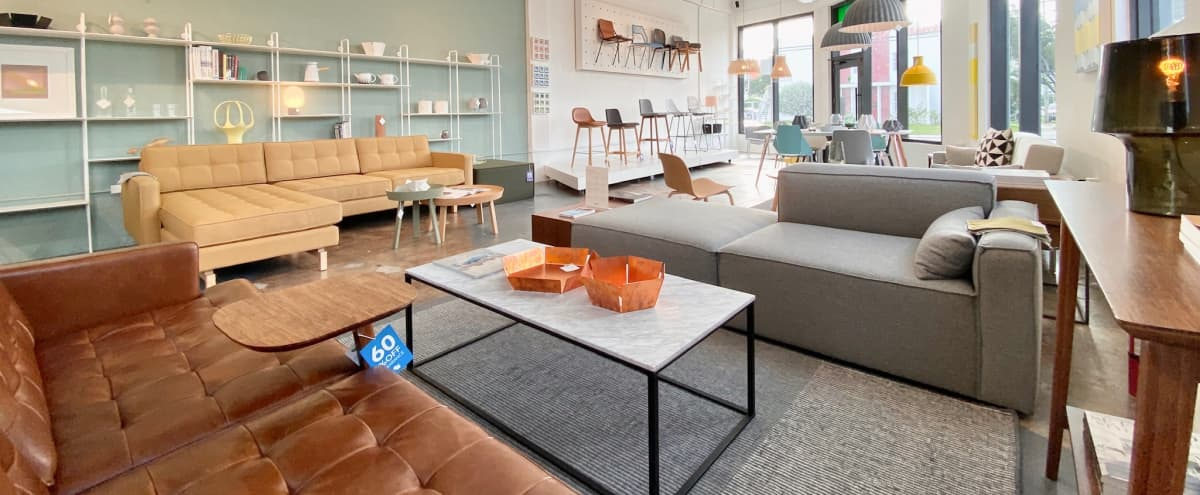 Design Store with Amazing Natural Light and Beautiful Art in Miami Hero Image in Wynwood, Miami, FL