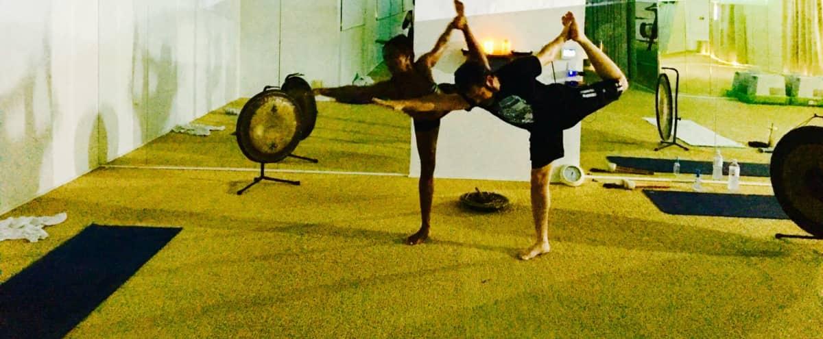 Spacious Yoga Studio in Los Angeles Hero Image in Central LA, Los Angeles, CA