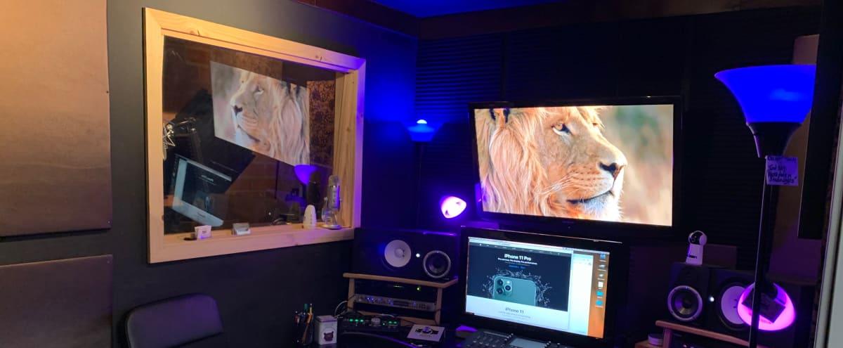 Recording Studio in North Hollywood Hero Image in North Hollywood, North Hollywood, CA