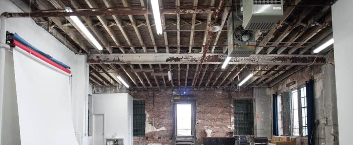 Unique Industrial Loft Space in Brooklyn Hero Image in East Williamsburg, Brooklyn, NY