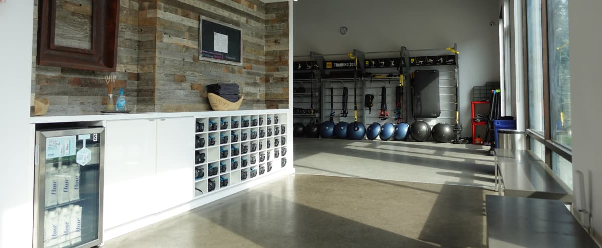 Bright Cycling & Strength Studio with Mountain Views in Calabasas Hero Image in undefined, Calabasas, CA