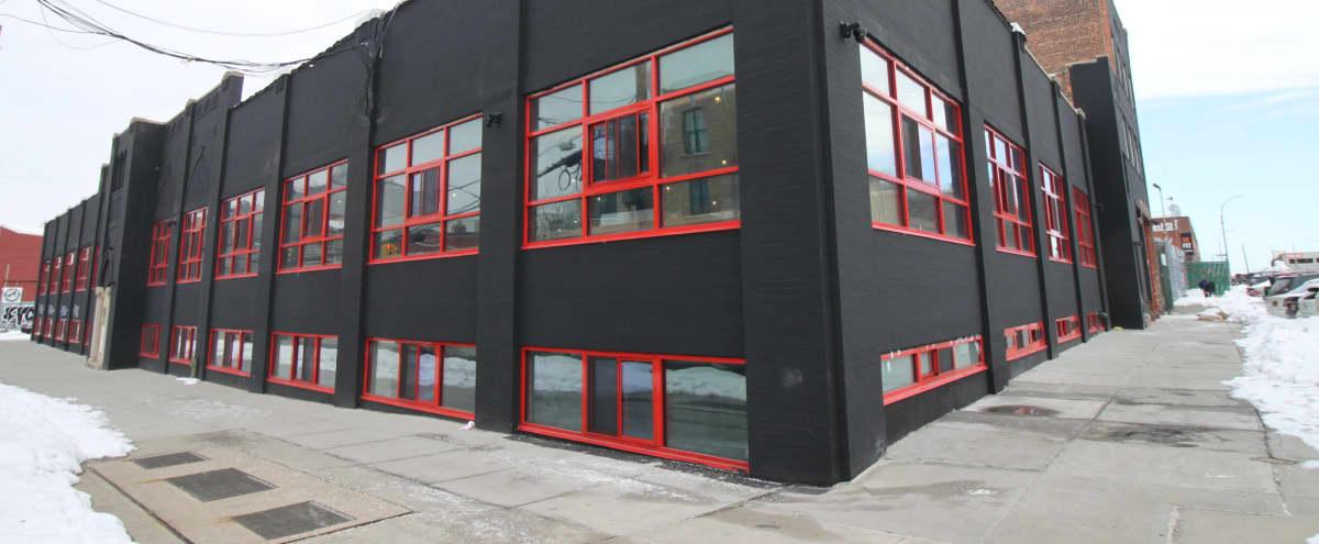 Industrial and Spacious Brooklyn Warehouse in Brooklyn Hero Image in East Williamsburg, Brooklyn, NY
