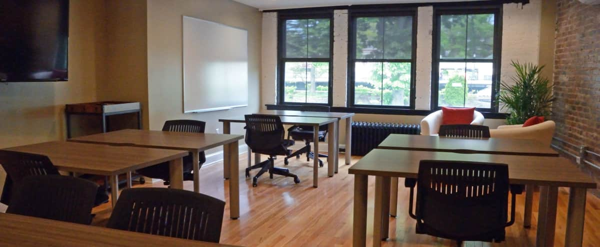Atlas Meeting Room in Ridgewood - S in Ridgewood Hero Image in undefined, Ridgewood, NJ