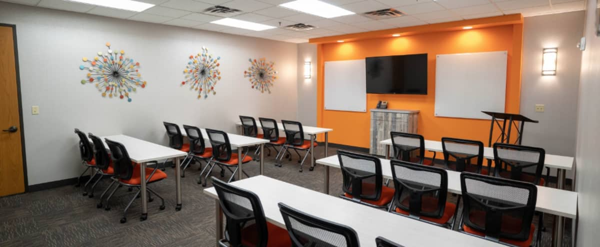 30 Person Conference / Training Room / St Louis Park in St Louis Park Hero Image in Blackstone, St Louis Park, MN