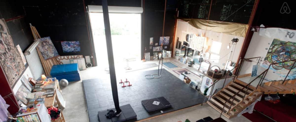 Artist Warehouse Space in Austin Hero Image in undefined, Austin, TX