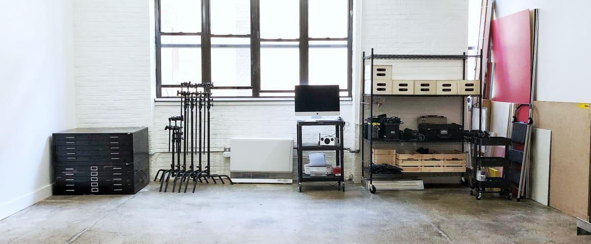 Photo studio w/ full kitchen in Bushwick in brooklyn Hero Image in East Williamsburg, brooklyn, NY
