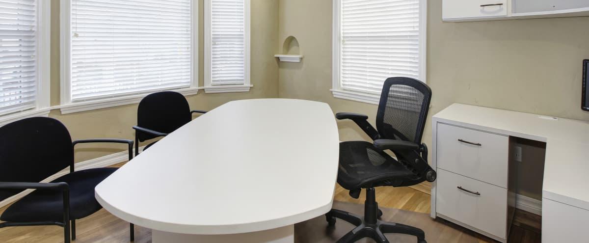 Day Office Suite (Suite 203) - Office Space for 3 near Sacramento in Sacramento Hero Image in East Sacramento, Sacramento, CA