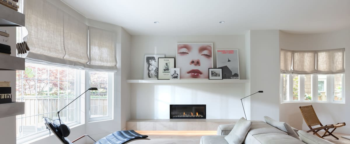 A Warm Minimalist House - The Still Life House in Vancouver Hero Image in Kitsilano, Vancouver, BC