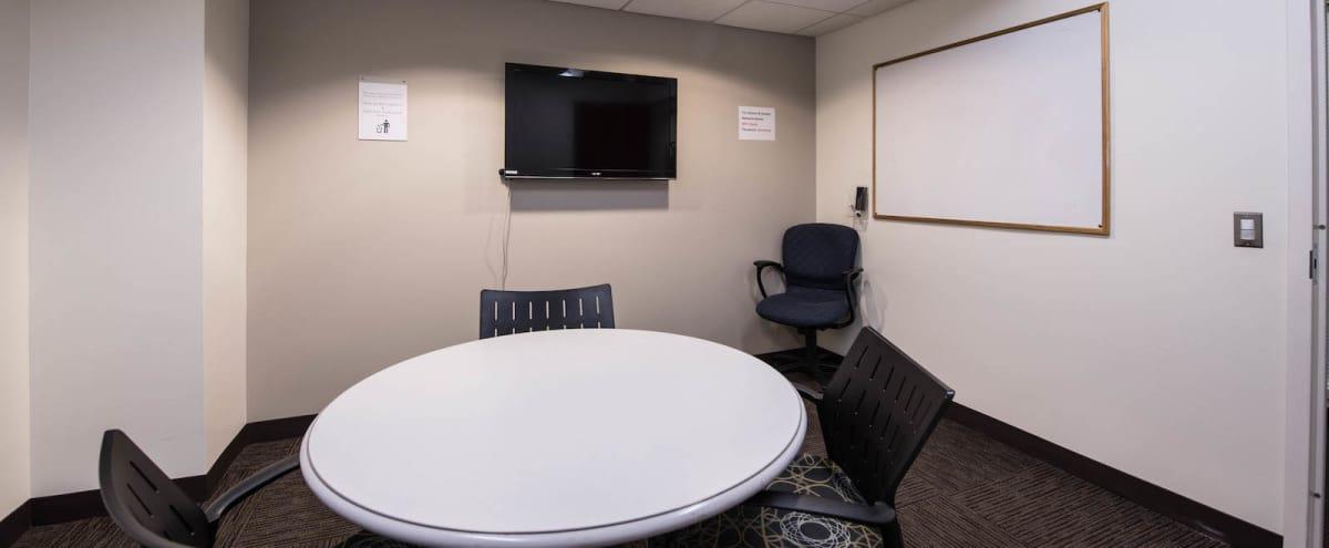 Cozy Meeting Space (CR 3, Room 214) in Fairfax Hero Image in undefined, Fairfax, VA