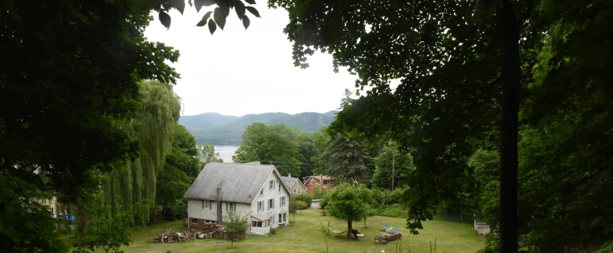 1850s Riverfront Carpenter Victorian 2 acres in Cornwall-on-hudson Hero Image in undefined, Cornwall-on-hudson, NY