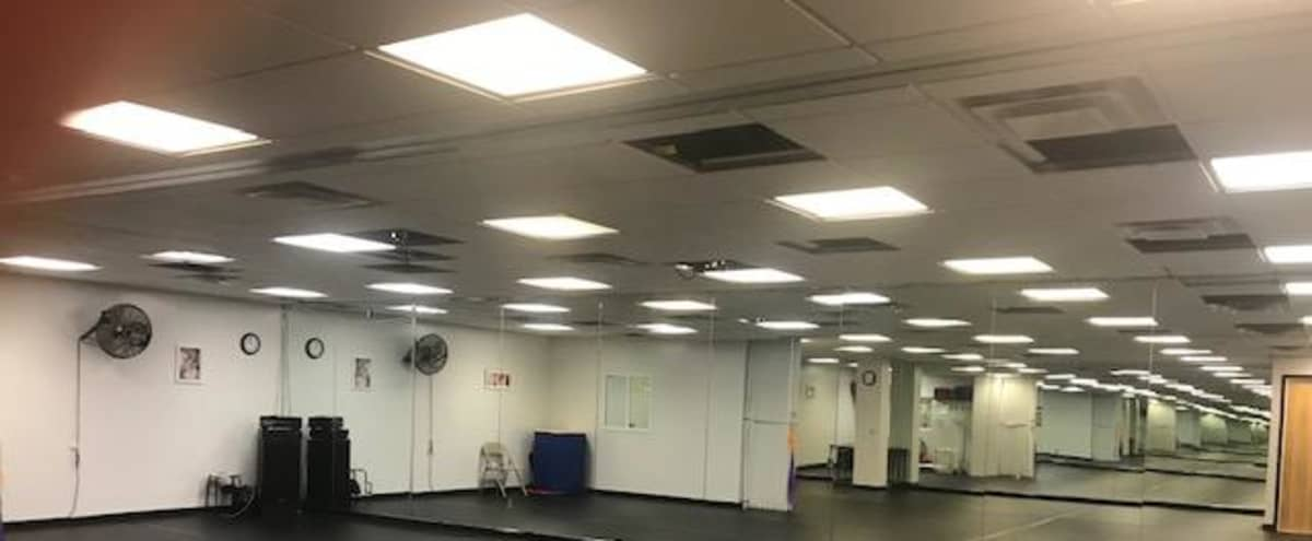 Spacious Dance Studio Close to LIRR and parking lot in Bayside Hero Image in Bayside, Bayside, NY