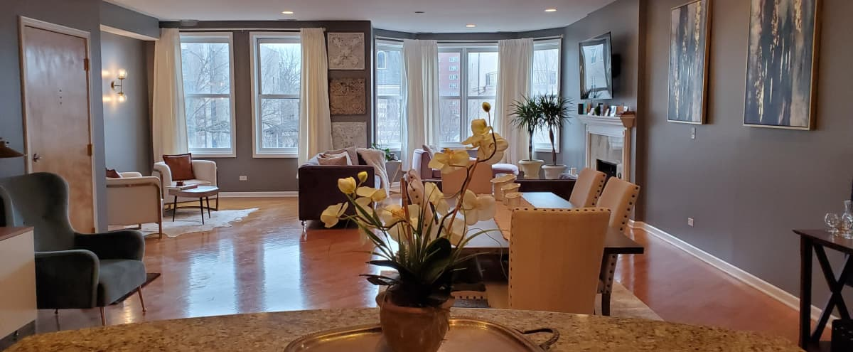 Vintage meet Contemporary: Open floor plan, Tons of natural light in Chicago Hero Image in Oakland, Chicago, IL