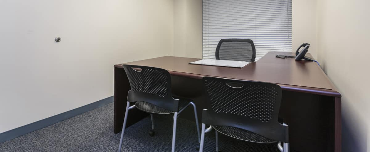 Private Office | Great for Interviews | Magnificent Mile in Chicago Hero Image in Magnificent Mile, Chicago, IL