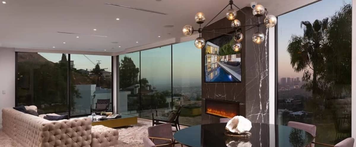 Modern smart home with spectacular views in Los Angeles, CA Hero Image in Central LA, Los Angeles, CA, CA
