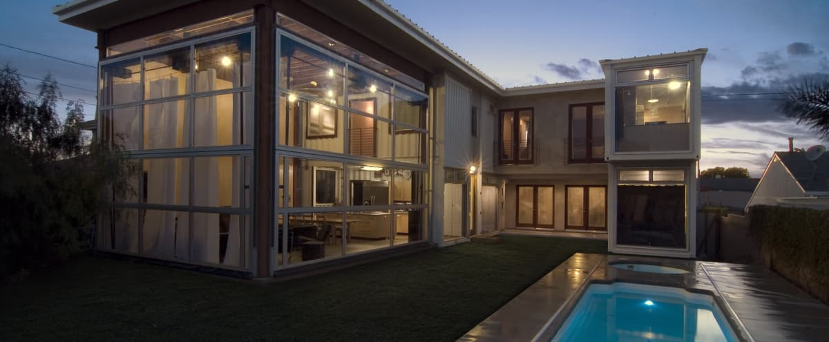 Container house - Industrial with great design in Redondo Beach Hero Image in North Redondo, Redondo Beach, CA
