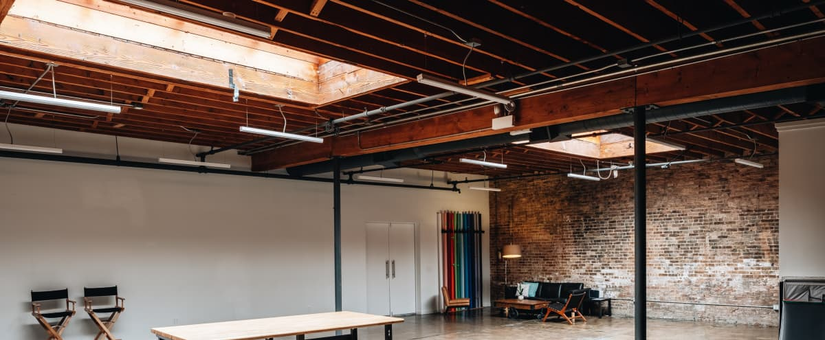 Large 1st Floor Daylight Studio Space - Heart of West Town in Chicago Hero Image in West Town, Chicago, IL
