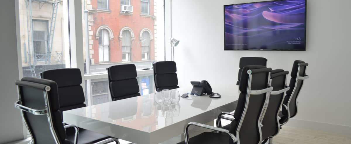 Elegant Conference Room for Production in New York Hero Image in SoHo, New York, NY