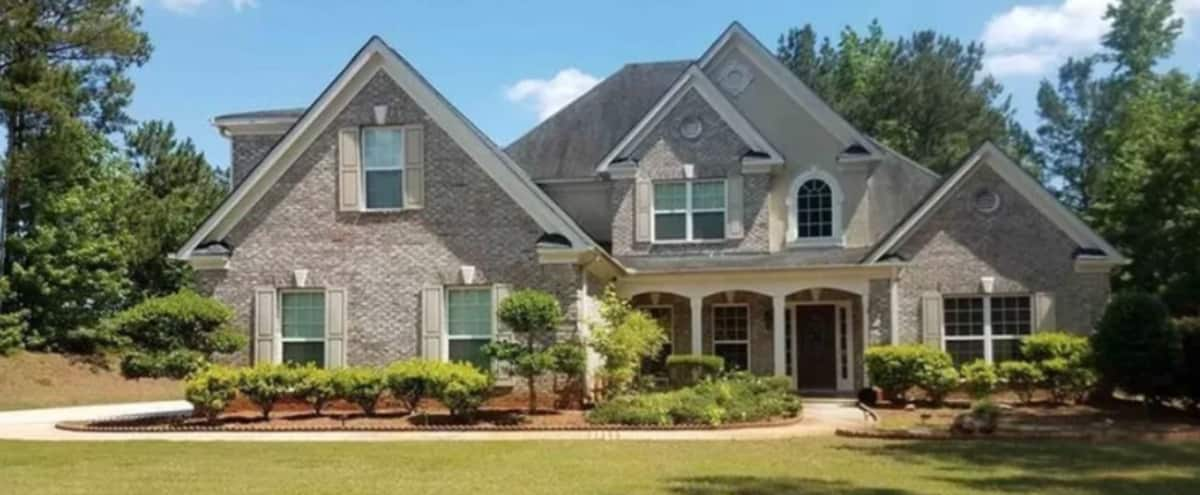 Beautiful Suburban Home In Stockbridge. Lots of space to play with! in Stockbridge Hero Image in undefined, Stockbridge, GA