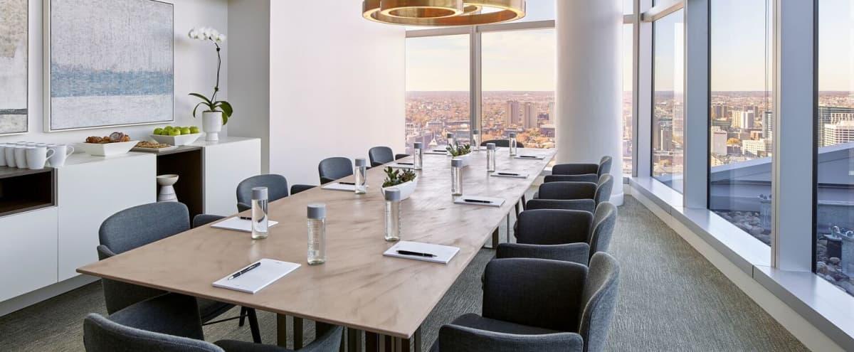 High Rise Dining Room - Photo Shoots - Scenes - Films - Amazing View in Philadelphia Hero Image in University City, Philadelphia, PA