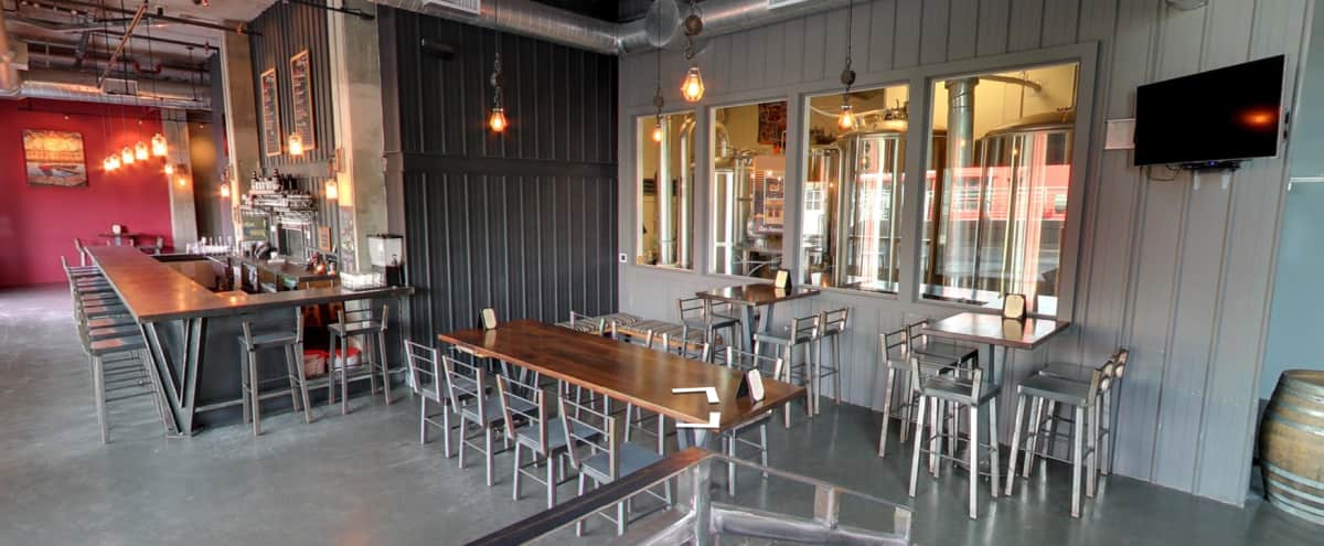 Craft Brewery and Tasting Room in Dogpatch, San Francisco