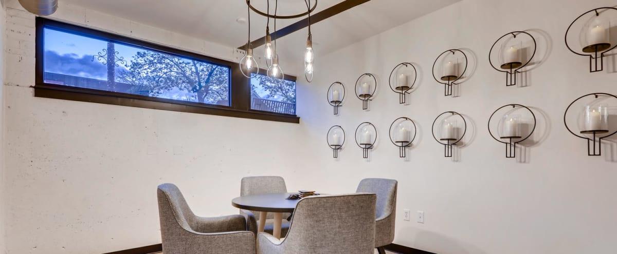 Cozy & Modern Meeting & Conference Room For 4 in Denver Hero Image in Washington Park, Denver, CO