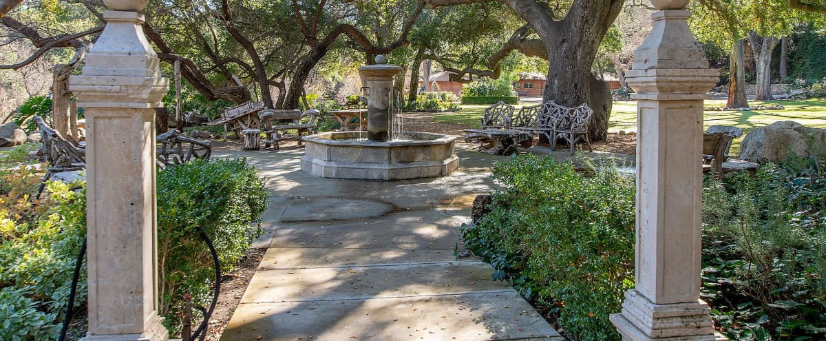 Oak Canyon Ranch, 50 Acre Private Luxury Rustic Retreat a True Oasis Inside of the Santa Monica Mountains in Agoura Hills Hero Image in undefined, Agoura Hills, CA