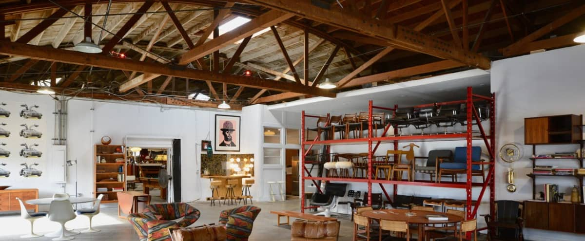 Arts District Modern Design Warehouse in Los Angeles Hero Image in Downtown Los Angeles, Los Angeles, CA
