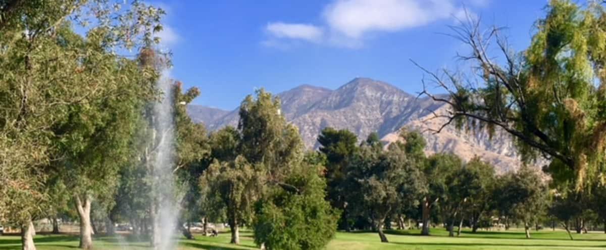 Beautiful Production Space Overlooking Golf Course in sylmar Hero Image in Sylmar, sylmar, CA