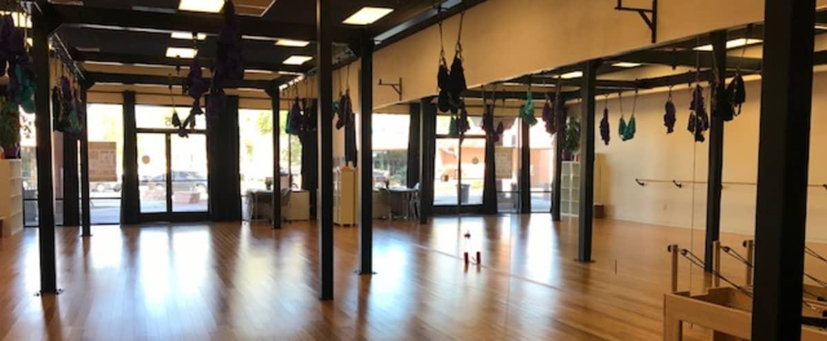 Spacious, Modern Aerial Pilates Studio in Las Vegas Hero Image in Summerlin, Las Vegas, NV