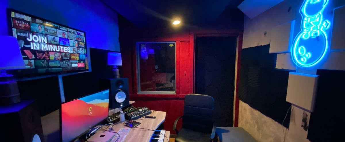Recording Studio Space in Burbank in Los Angeles Hero Image in Magnolia Park, Los Angeles, CA