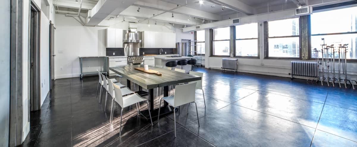 Multi-Purpose Midtown Kitchen Studio in New York Hero Image in Midtown, New York, NY