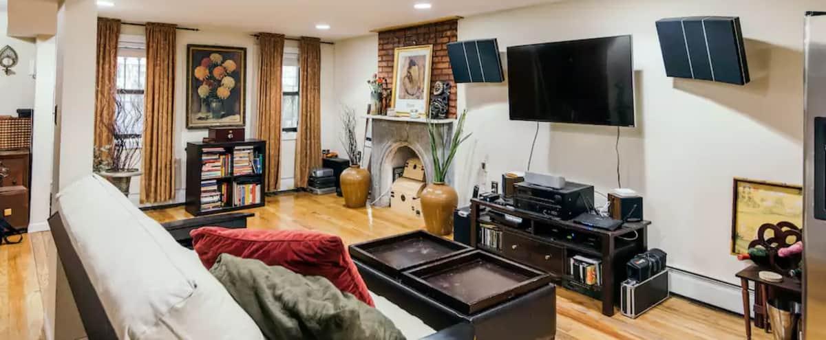 A Cozy Brooklyn Oasis in Brooklyn Hero Image in Bedford-Stuyvesant, Brooklyn, NY